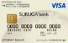 SURUGA Visaデビットカード(ドリームダイレクト)